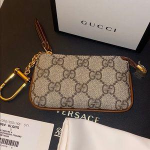 Gucci Supreme Key Pouch